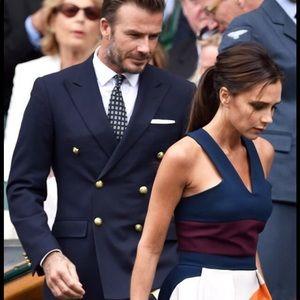 Other - NWOT David Beckham style dbl breasted blazer (#90)